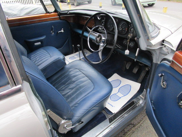 1965 Rover P5 3 Litre Coupe (Card Payments Accepted) For Sale (picture 4 of 6)