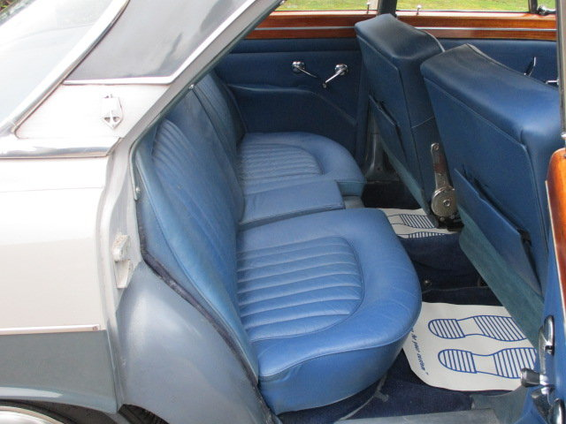 1965 Rover P5 3 Litre Coupe (Card Payments Accepted) For Sale (picture 5 of 6)