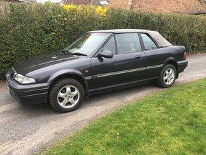 1997 Rover 216 Cabriolet 16v For Sale