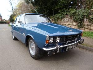 1973 Rover P6 3500 auto For Sale