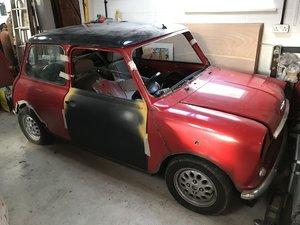 1997 Classic Rover Mini MPI Restoration Low Mileage