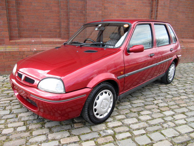 1996 ROVER 100 MINI METRO 1.4 AUTOMATIC * ONLY 10000 MILES * MODE For Sale (picture 1 of 6)