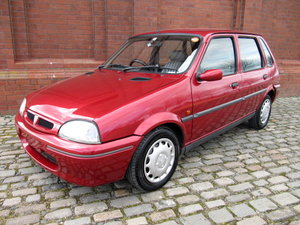 1996 ROVER 100 MINI METRO 1.4 AUTOMATIC * ONLY 10000 MILES * MODE