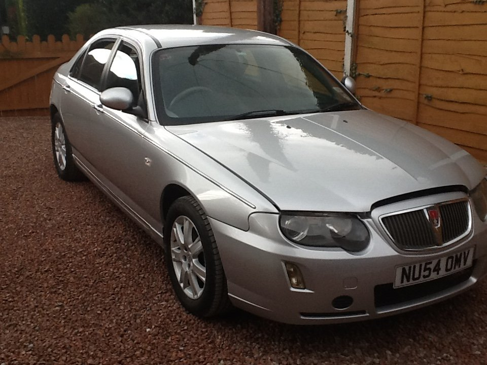2004 Rover 75 connoisseur For Sale (picture 1 of 5)