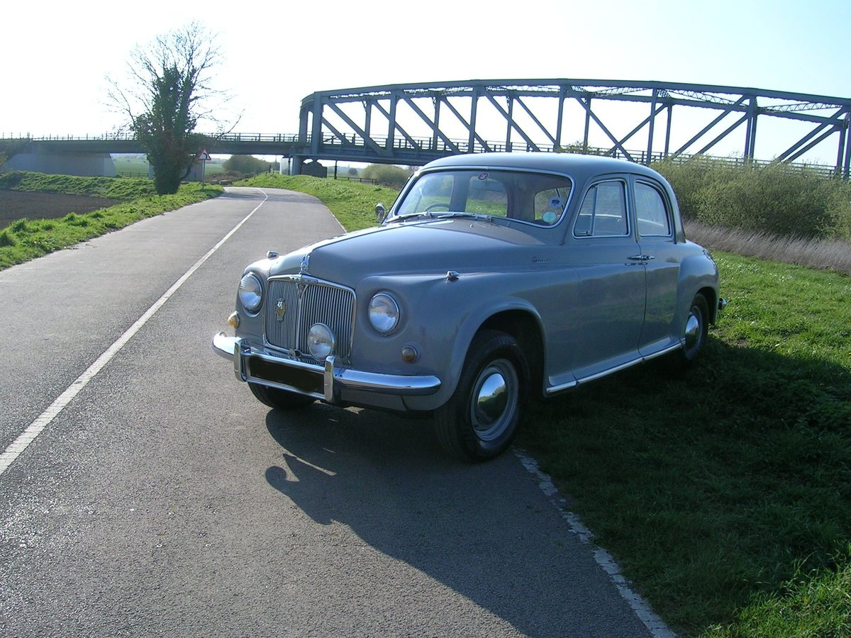 1955 * UK WIDE DELIVERY CAN BE ARRANGED * CALL 01405 860021 * SOLD (picture 1 of 6)