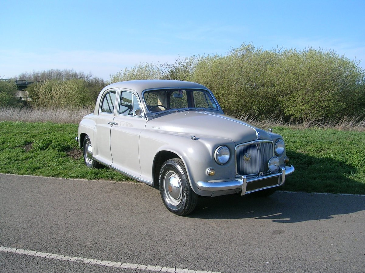 1955 * UK WIDE DELIVERY CAN BE ARRANGED * CALL 01405 860021 * SOLD (picture 2 of 6)