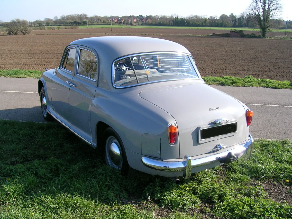 1955 * UK WIDE DELIVERY CAN BE ARRANGED * CALL 01405 860021 * SOLD (picture 4 of 6)
