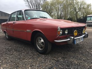1971 Rover P6 2000 TC - LHD - Delivery Option