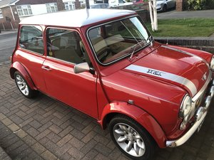 Rover Mini Cooper 1275 SPI 1993 For Sale