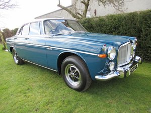 1972 ROVER 3 1/2 LITRE COUPE P5B COUPE  20,000 MILES ONLY For Sale