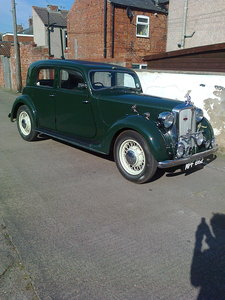Rover P3, 1948 For Sale