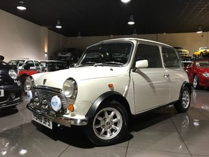 1996 ROVER MINI MAYFAIR ONLY 32,346 MILES LEATHER SEATS SOLD