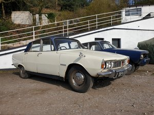 1970 Rover P6B Three Thousand Five - long MOT
