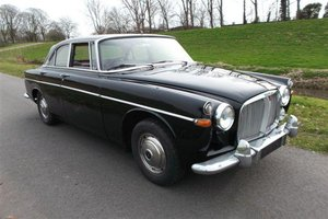 1966 Rover P5 3 liter Mark III Coupé Automatic For Sale