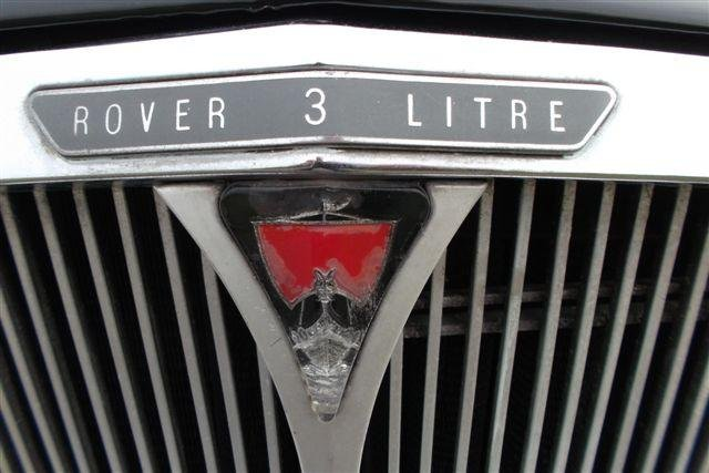 1966 Rover P5 3 liter Mark III Coupé Automatic For Sale (picture 5 of 6)