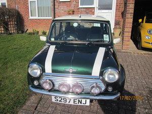 1999 Original Mini Cooper For Sale