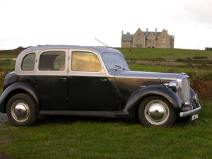 1949 Rover P3  For Sale