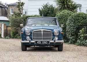 1973 Rover P5B Coupé (3.5 Litre) For Sale by Auction