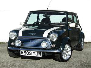 2000 (W) Rover Mini John Cooper LE in Brooklands G For Sale