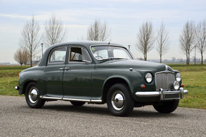 1956 Rover 75 P4 - Mille Miglia eligible For Sale