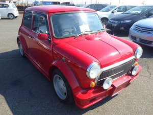 ROVER MINI ERA TURBO * VERY RARE CAR * NOT BARN FIND *
