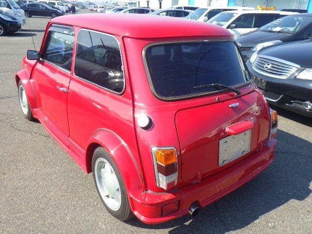 1993 ROVER MINI ERA TURBO * VERY RARE CAR * NOT BARN FIND * For Sale (picture 3 of 6)