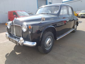 1962 Rover P4 80 - Family Owned Since 1965