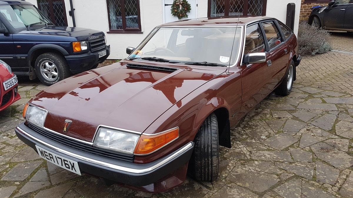 1982 VERY ORIGINAL SD1 SOLD (picture 1 of 6)