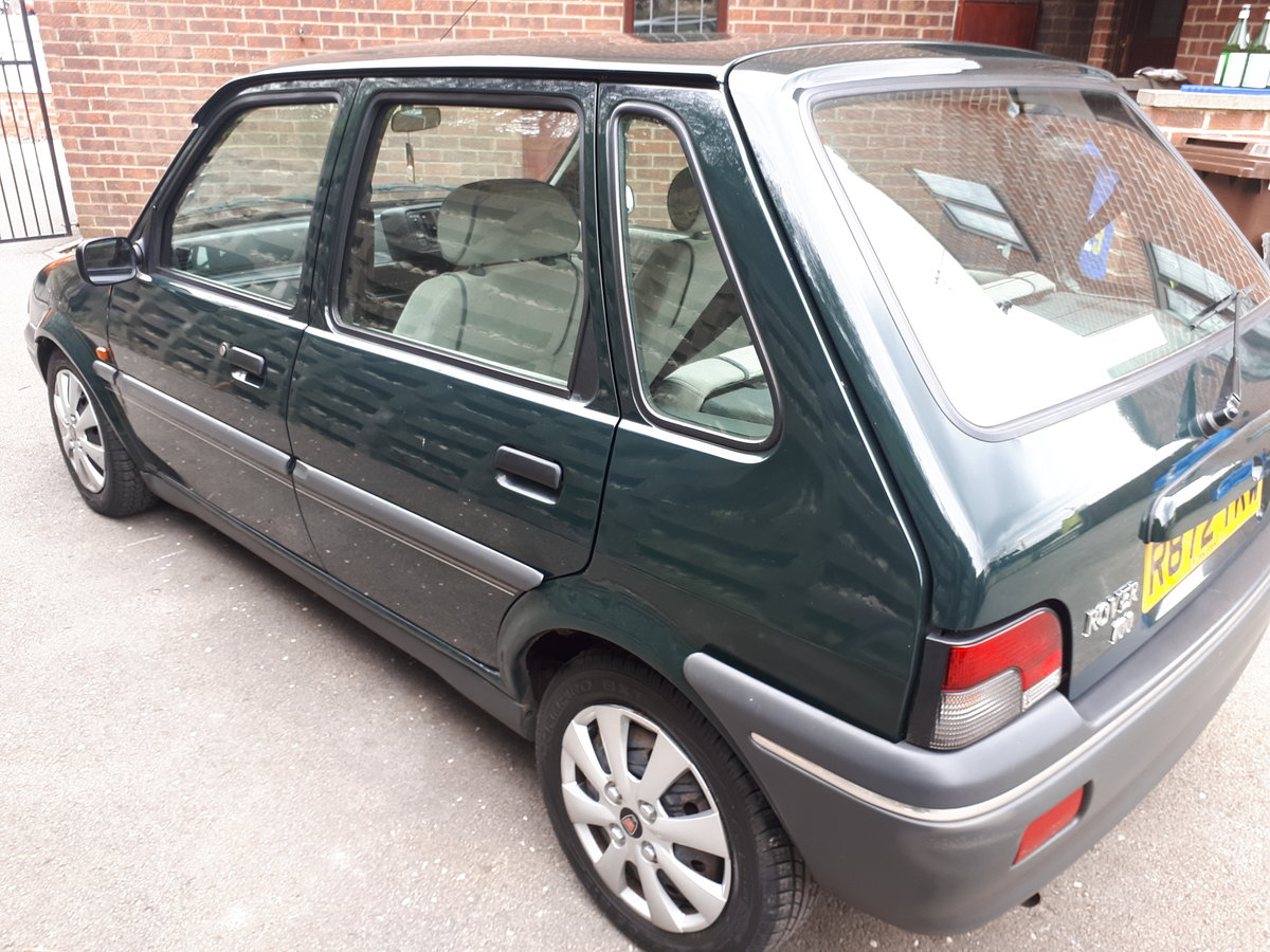 1997 ROVER 100 METRO VERY LOW MILEAGE For Sale (picture 3 of 6)