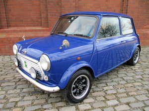 1998 ROVER MINI PAUL SMITH RARE INVESTABLE CLASSIC MINI 1300 MANU