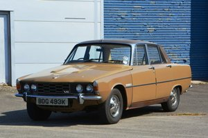 1972 Rover P6 3500s Manual For Sale by Auction