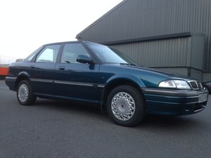 1994 ROVER 416SLI AUTO SALOON 54000 FSH HONDA ENGINE  For Sale