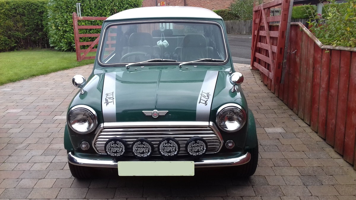 1996 Mini Cooper 35th Anniversary    Japanese Import For Sale (picture 1 of 6)