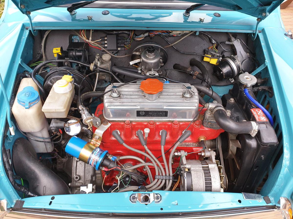 1991 Mini cooper .1340cc tuned .80bhp. SOLD (picture 4 of 6)
