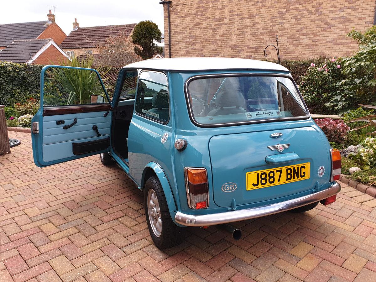 1991 Mini cooper .1340cc tuned .80bhp. SOLD (picture 5 of 6)