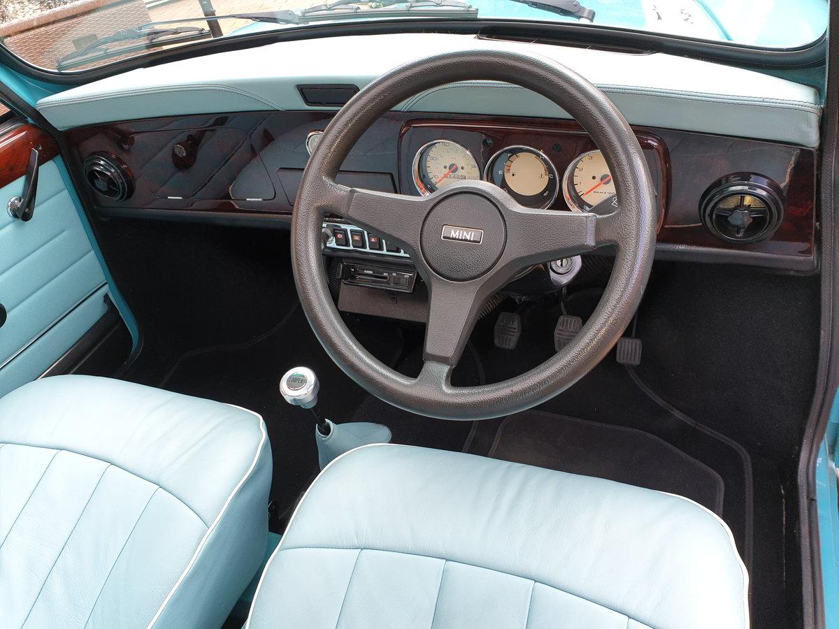 1991 Mini cooper .1340cc tuned .80bhp. SOLD (picture 6 of 6)