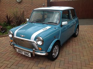 1991 Mini cooper .1340cc tuned .80bhp. For Sale