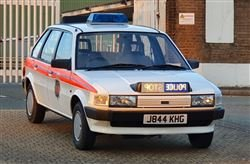 1992 Maestro Police Car - Barons Tuesday 30th April 2019