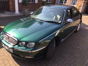 2000 Rover 75 Connoisseur Auto 2L Petrol