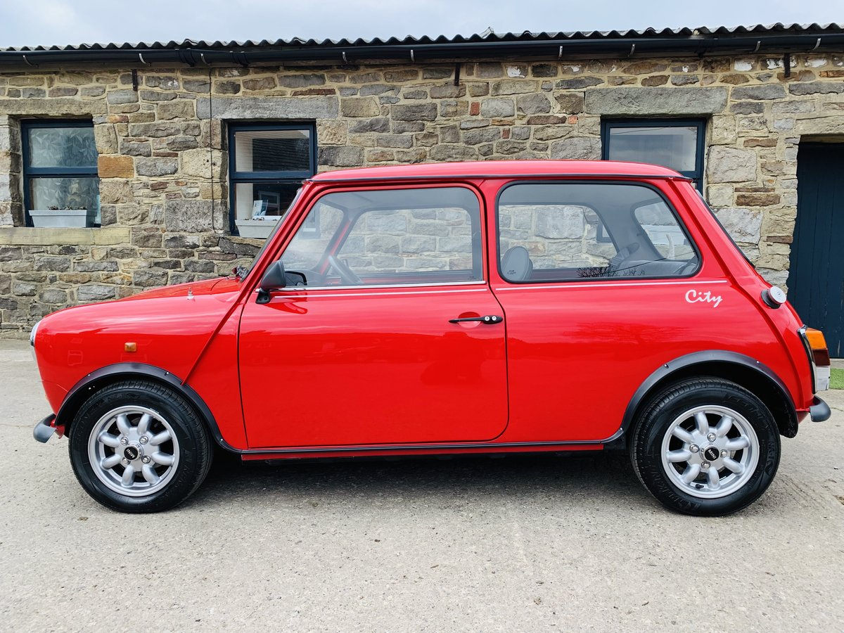 1990 ROVER MINI CITY E,AUTOMATIC,ONLY 15K MILES,RARE! For Sale (picture 2 of 6)