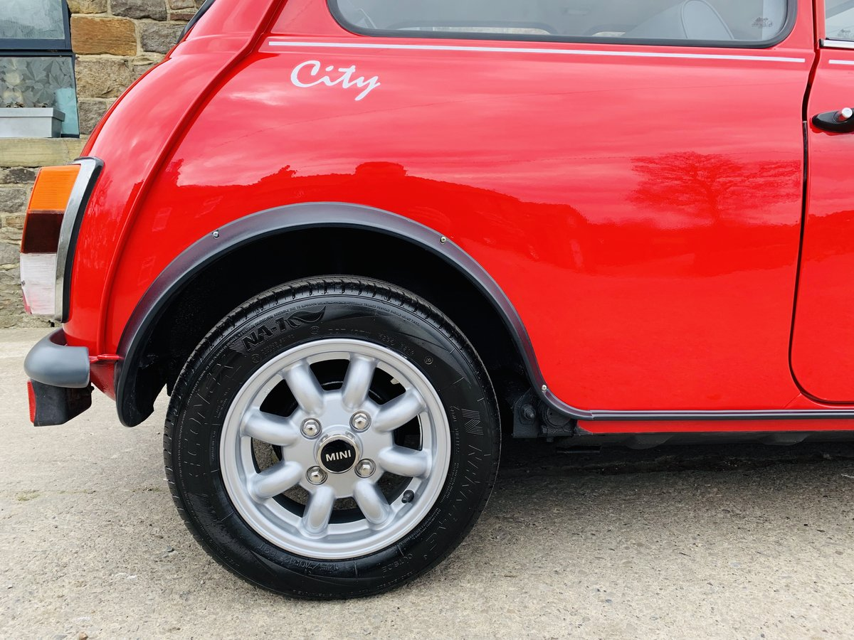 1990 ROVER MINI CITY E,AUTOMATIC,ONLY 15K MILES,RARE! For Sale (picture 3 of 6)