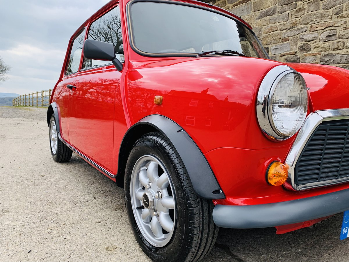 1990 ROVER MINI CITY E,AUTOMATIC,ONLY 15K MILES,RARE! For Sale (picture 4 of 6)