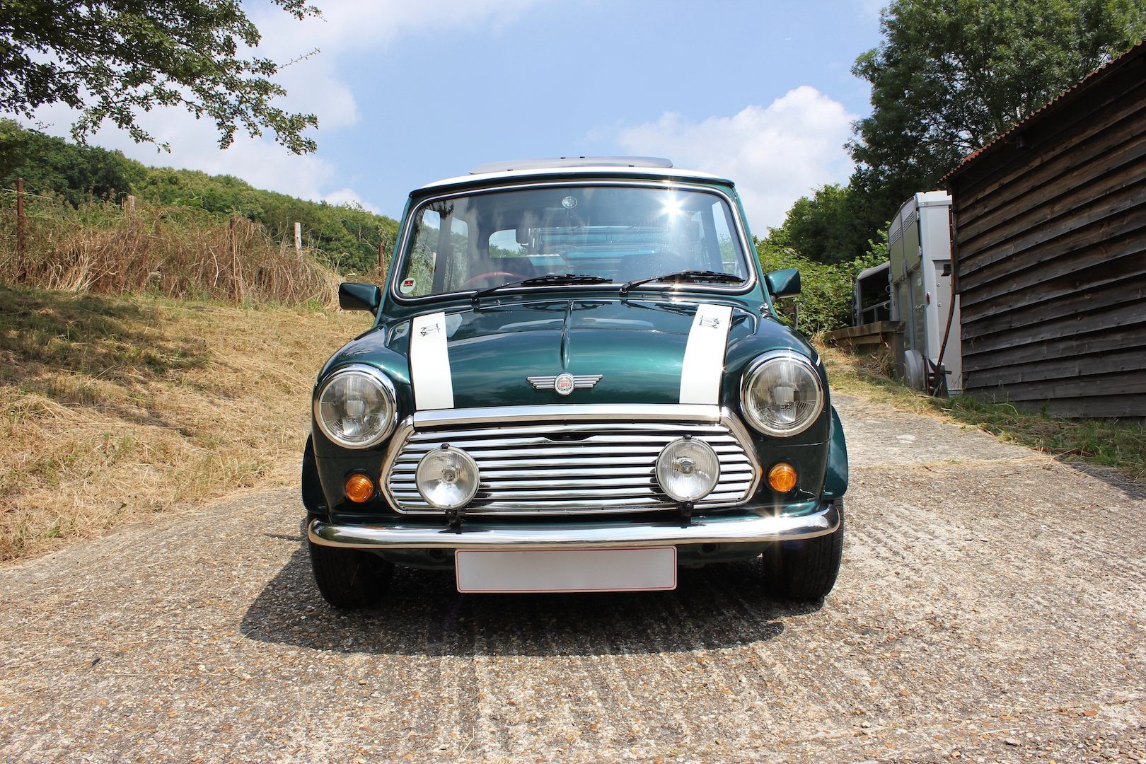 1990 Mini Cooper RSP - V.Original, only 17K since new For Sale (picture 1 of 6)