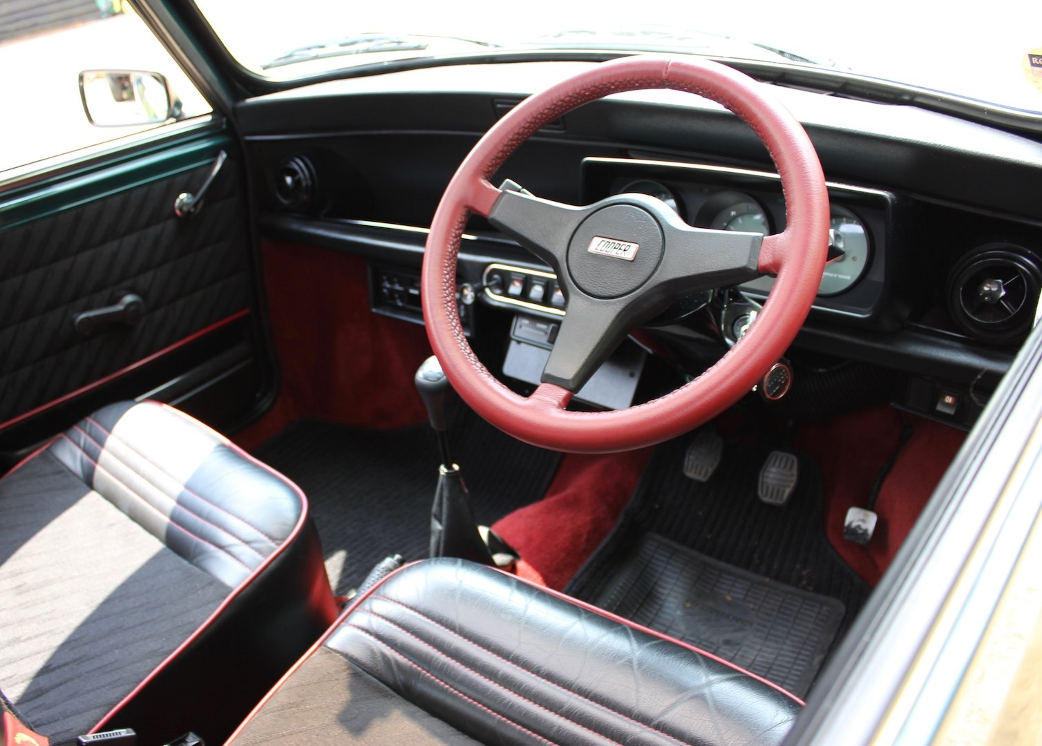 1990 Mini Cooper RSP - V.Original, only 17K since new For Sale (picture 4 of 6)