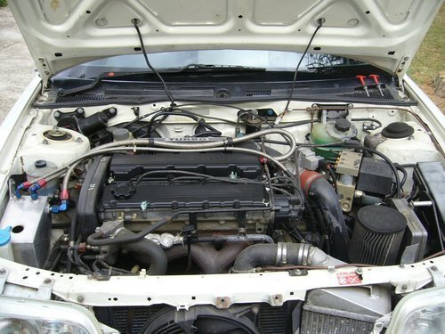 1992 Ex - Works Rover Factory Tom Cat 220 Turbo Coupe  For Sale (picture 4 of 6)