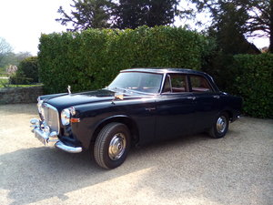 1962 ROVER P5 Mk1a For Sale