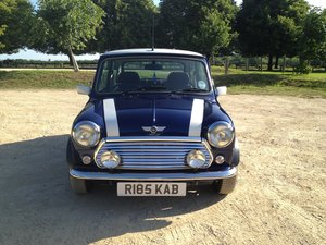 1997 Mini Cooper With Only 12,500 Miles For Sale