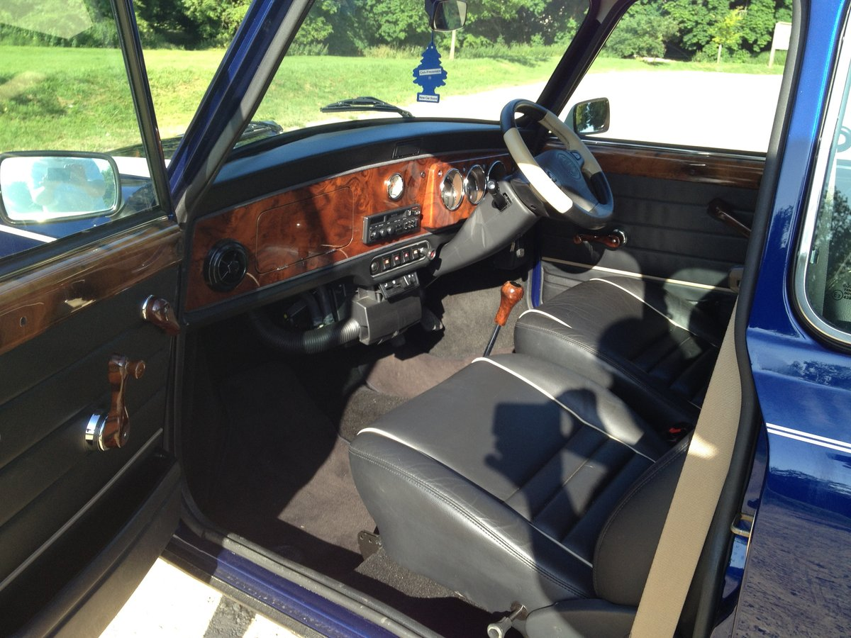 1997 Mini Cooper With Only 12,500 Miles For Sale (picture 5 of 6)