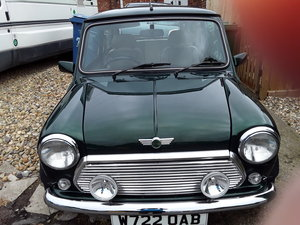 2000 Classic Mini Balmoral 1275cc For Sale