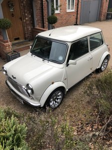 1998 Low miles immaculate 2 owner Mini For Sale